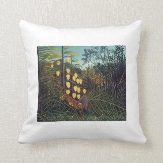 Henri Rousseau pillow