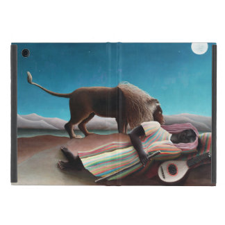 Henri Rousseau The Sleeping Gypsy Vintage Case For iPad Mini
