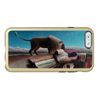 Henri Rousseau The Sleeping Gypsy Vintage Incipio Feather® Shine iPhone 6 Case