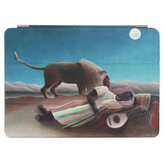 Henri Rousseau The Sleeping Gypsy Vintage iPad Air Cover