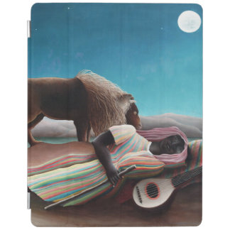 Henri Rousseau The Sleeping Gypsy Vintage iPad Cover