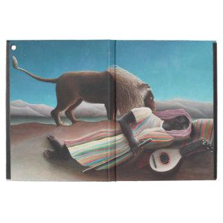 """Henri Rousseau The Sleeping Gypsy Vintage iPad Pro 12.9"""" Case"""