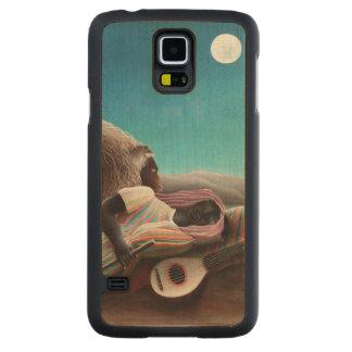 Henri Rousseau The Sleeping Gypsy Vintage Maple Galaxy S5 Case