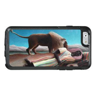 Henri Rousseau The Sleeping Gypsy Vintage OtterBox iPhone 6/6s Case