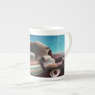 Henri Rousseau The Sleeping Gypsy Vintage Tea Cup