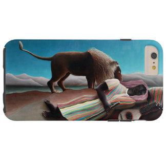 Henri Rousseau The Sleeping Gypsy Vintage Tough iPhone 6 Plus Case