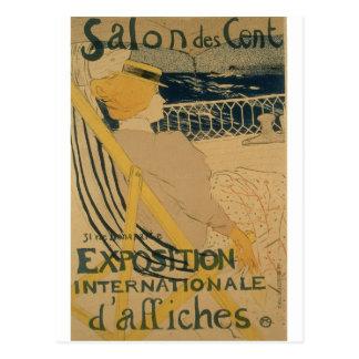 Henri Toulouse-Latrec - Passenger 1895 Postcards