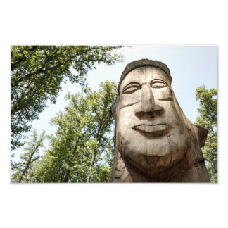 Henricus Totem Art Photo