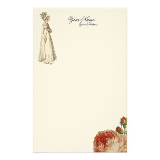 Henrietta Personalised Custom Stationery