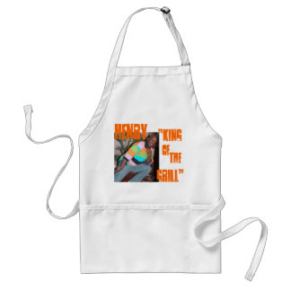 """Henry2, """"King, of, the, Grill"""", Henry Standard Apron"""