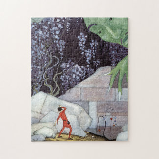 Henry and the Giant by Virginia Frances Sterrett Puzzle