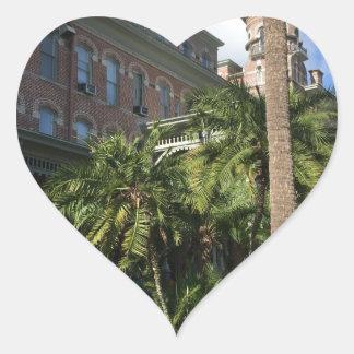 Henry B. Plant Museum Heart Sticker