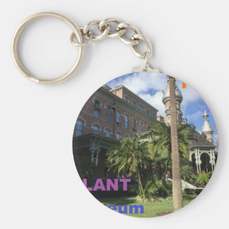 Henry B. Plant Museum Key Ring