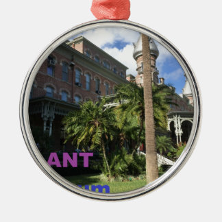 Henry B. Plant Museum Metal Ornament