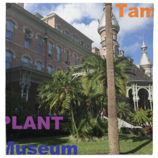 Henry B. Plant Museum Napkin