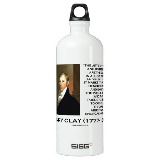Henry Clay Arts Of Power Its Minions Same Quote SIGG Traveller 1.0L Water Bottle
