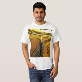 Henry Cowell American Piano Strings Banshee T-Shirt