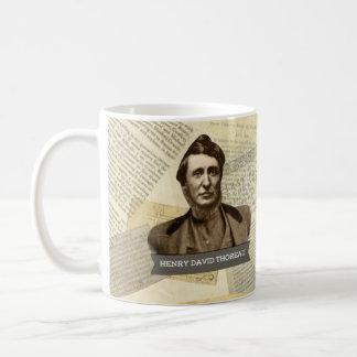 Henry David Thoreau Historical Mug