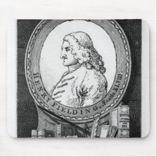 Henry Fielding  at the Age of Forty Eight Mouse Pads