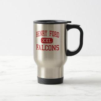 Henry Ford - Falcons - Middle - Avondale Louisiana Mug