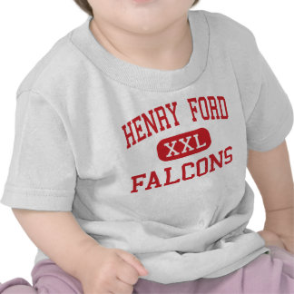 Henry Ford - Falcons - Middle - Avondale Louisiana Tee Shirt