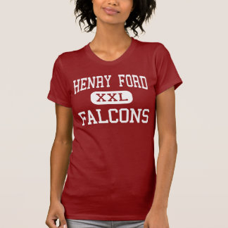 Henry Ford - Falcons - Middle - Avondale Louisiana T Shirt