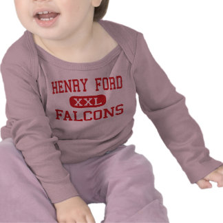 Henry Ford - Falcons - Middle - Avondale Louisiana Tee Shirts