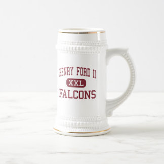 Henry Ford II - Falcons - High - Sterling Heights Mugs