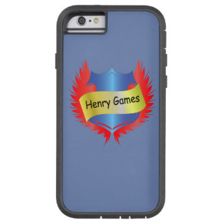 Henry games phone case
