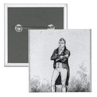 Henry Hunt Esquire  1816 15 Cm Square Badge
