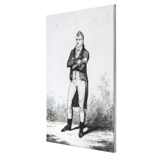 Henry Hunt Esquire  1816 Gallery Wrap Canvas