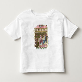 Henry III  with the Apostles Simon and Jude Toddler T-Shirt