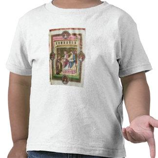 Henry III  with the Apostles Simon and Jude Shirts
