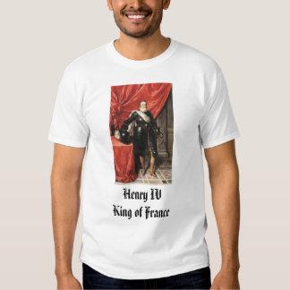 Henry IV of France, Henry IVKing of France Shirts
