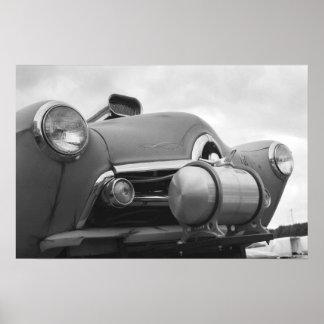 Henry J Gasser - Vintage Drag Poster