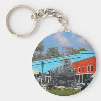 Henry Martin Memorial Park Key Ring