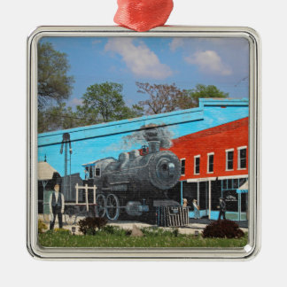 Henry Martin Memorial Park Metal Ornament