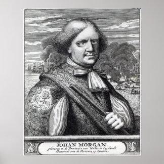 Henry Morgan, 1678 Poster