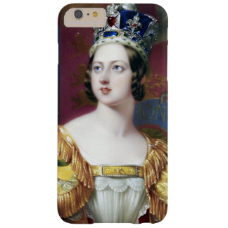 Henry Pierce Bone Queen Victoria Barely There iPhone 6 Plus Case
