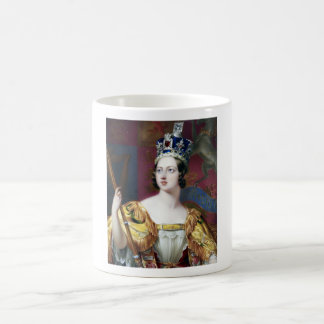 Henry Pierce Bone Queen Victoria Coffee Mug
