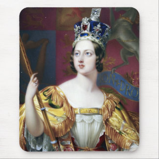 Henry Pierce Bone Queen Victoria Mouse Pad
