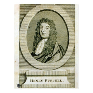 Henry Purcell , Postcard