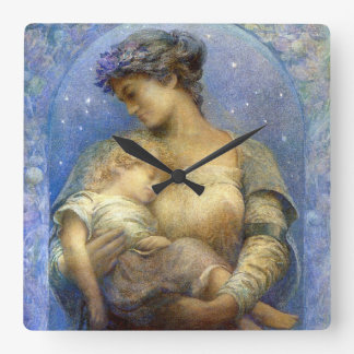 Henry Raymond Thompson: O Holy Night Wall Clocks