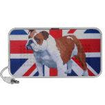 Henry the British Bulldog PC Speakers