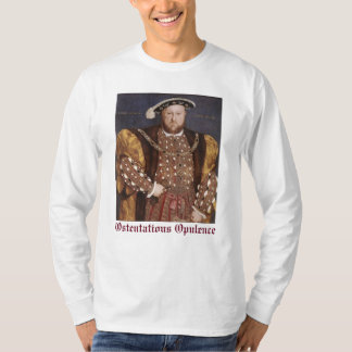 Henry the Eighth Apparel T-Shirt