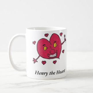 Henry the Heart Mug