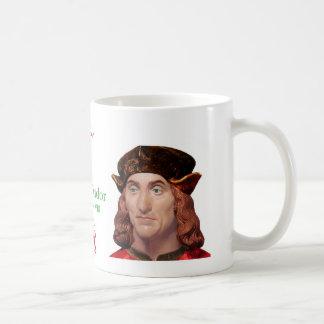 Henry Tudor Defender of the Realm Series Coffee Mug