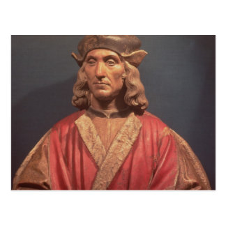 Henry VII, 1509-11 Postcard