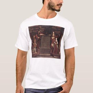 Henry VII, Elizabeth of York, Henry VIII and Jane  T-Shirt