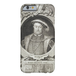 Henry VIII 1491-1547 after a painting in the Ro iPhone 6 Case